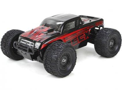 ECX Ruckus 1:18 4WD RTR červený