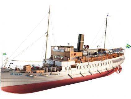 Nordic Claas Boats Bohuslän 1:45 kit