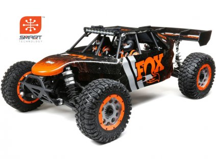 Losi Desert Buggy XL-E 2.0: 1:5 4WD SMART RTR Fox Racing