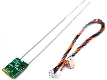 Spektrum přijímač Serial Race DSM2/DSMX SRXL2