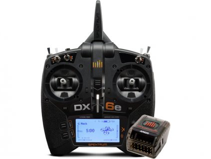 Spektrum DX6e DSMX, AR620