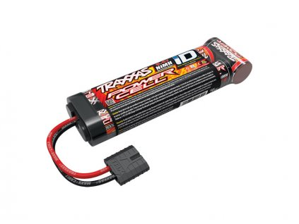 Traxxas NiMH baterie 8.4V 3000mAh plochá iD
