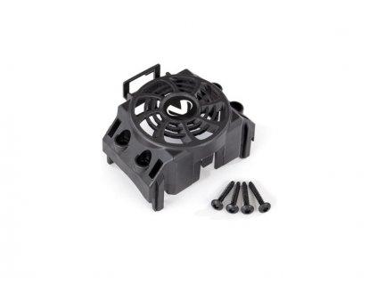 Traxxas držák ventilátoru (pro motor #3461)