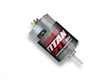 Traxxas stejnosměrný motor Titan 550 21T 14V Revers