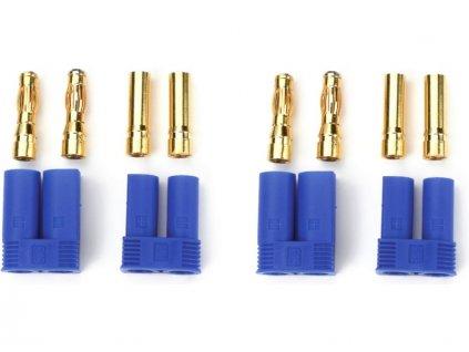 EC5 konektor samec + samice (2 páry)