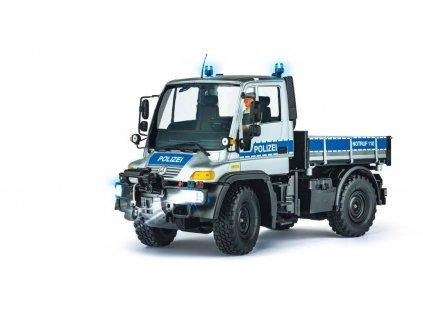 MB Unimog U300 Policie 2,4 GHz