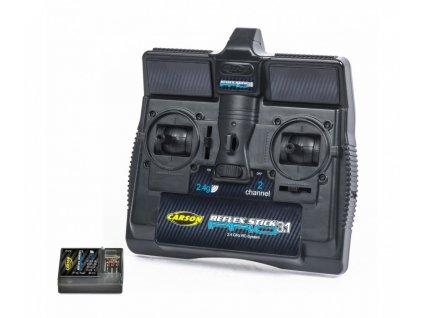 CARSON Reflex Stick Pro, 2 Kanál, 2,4GHz