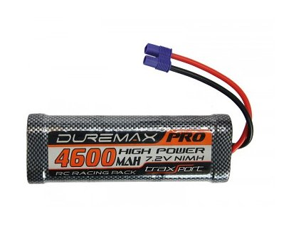 DUREMAX Power NiMH 7.2V 4600mAh EC3