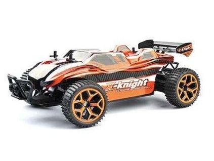 X-Knight Truggy Fierce 1:18 RTR 4WD - oranžová (proporcionální jízda)