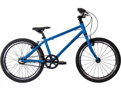 """Bungi Bungi - Dětské kolo 20"""" 3-rychlostní ultra lehké borůvková modrá"""
