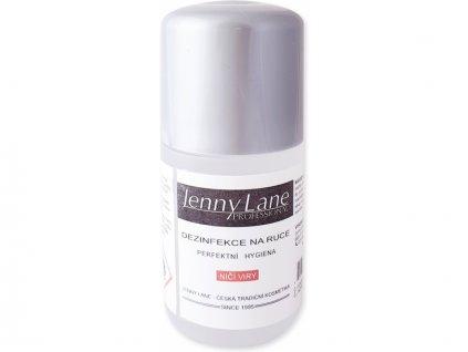 Dezinfekční gel na ruce Jenny Lane Professional 125ml