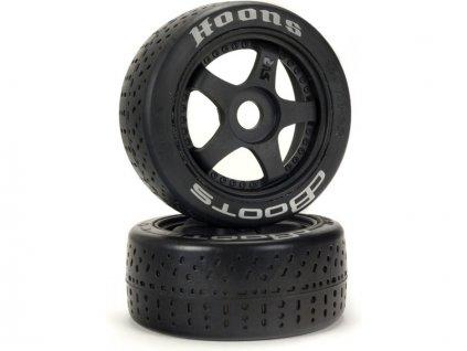 """Arrma kolo s pneu 2.9"""" dBoots Hoons 42/100 stříbné (2)"""