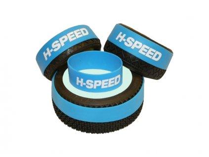 H-Speed stahovací proužky na lepení pneumatik (4)