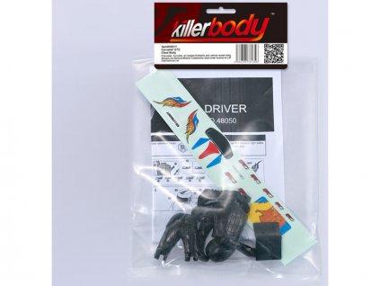Killerbody figurka řidiče: SCT 1:10