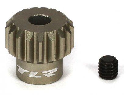TLR pastorek 17T 48DP 3.17mm hliník