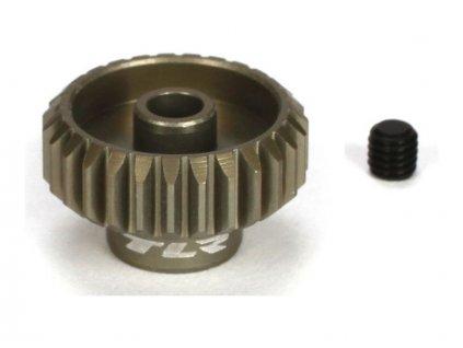 TLR pastorek 27T 48DP 3.17mm hliník