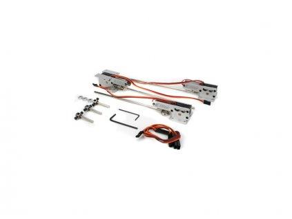 E-flite zatahovací podvozek elektro tř. 25-46 3-bodový