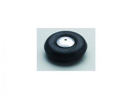 Ostruhové kolo 25mm s hliníkovým nábojem