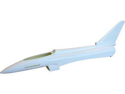 Laminátový trup Eurofighter