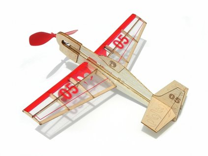 Stunt Flyer gumáček 280mm - Bez vrtule
