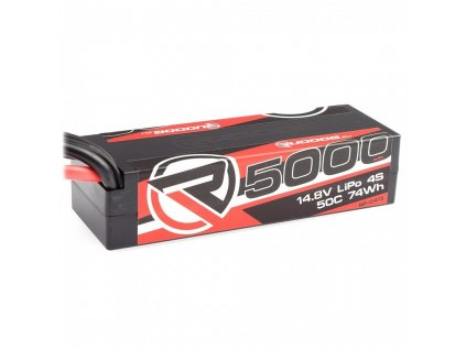5000mAh 50C 14.8V LiPo Stick sada s XT90 konektorem