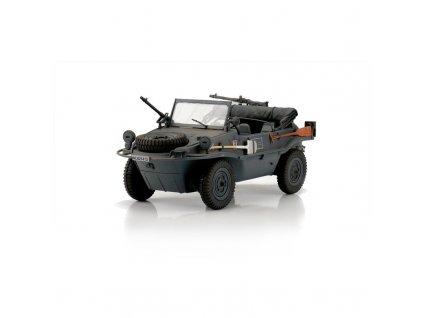 1/16 RC VW Schwimmwagen T166 - šedý