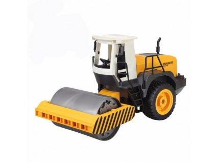 ROAD ROLLER 2WD silniční válec, 1:20, vibrace válce, zvukový modul, LED, RTR