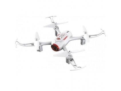 Syma X22SW FPV, 6axis gyro, headless mode, 360° otočky, barometr, RTF, bílá