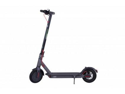 X-scooters XS03 APP Li Černá