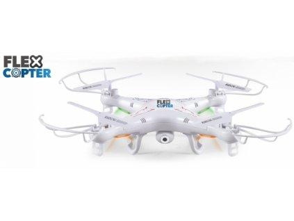 FLEXCOPTER FX6 - SYMA X5C POD NĚMECKÝM BRANDEM - SKVĚLÁ AKCE