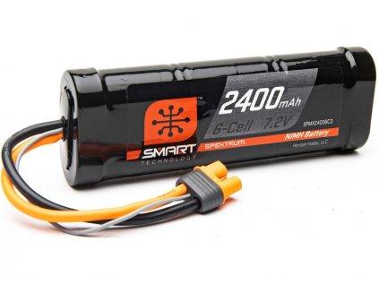 Spektrum Smart NiMH 7.2V 2400mAh IC3