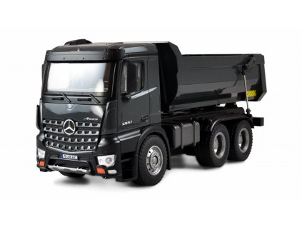 Mercedes-Benz Arocs, profesionální celokovový proporcionální sklápěč, nosnost 3,5 kg, 2AKU
