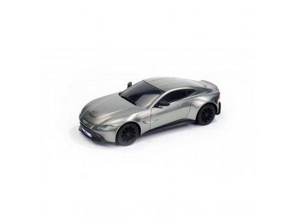 Siva Aston Martin VANTAGE, licencovaný model 1:24, LED, RTR