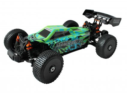 Destructor BBL - 1:8 Buggy brushles waterproof