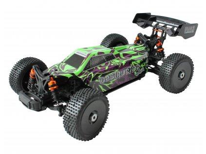 Destructor BBR - 1:8 Buggy brushed RTR