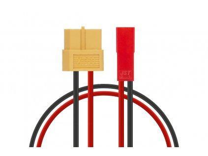 XT60 Nabíjecí kabel JST BEC