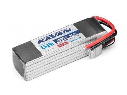 KAVAN - Li-Po 4500 mAh/22,2 V 60/120C, 99,9 Wh