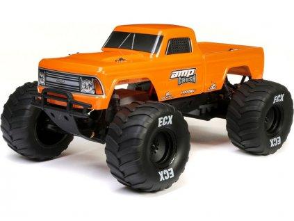 ECX AMP Crush 1:10 RTR oranžový