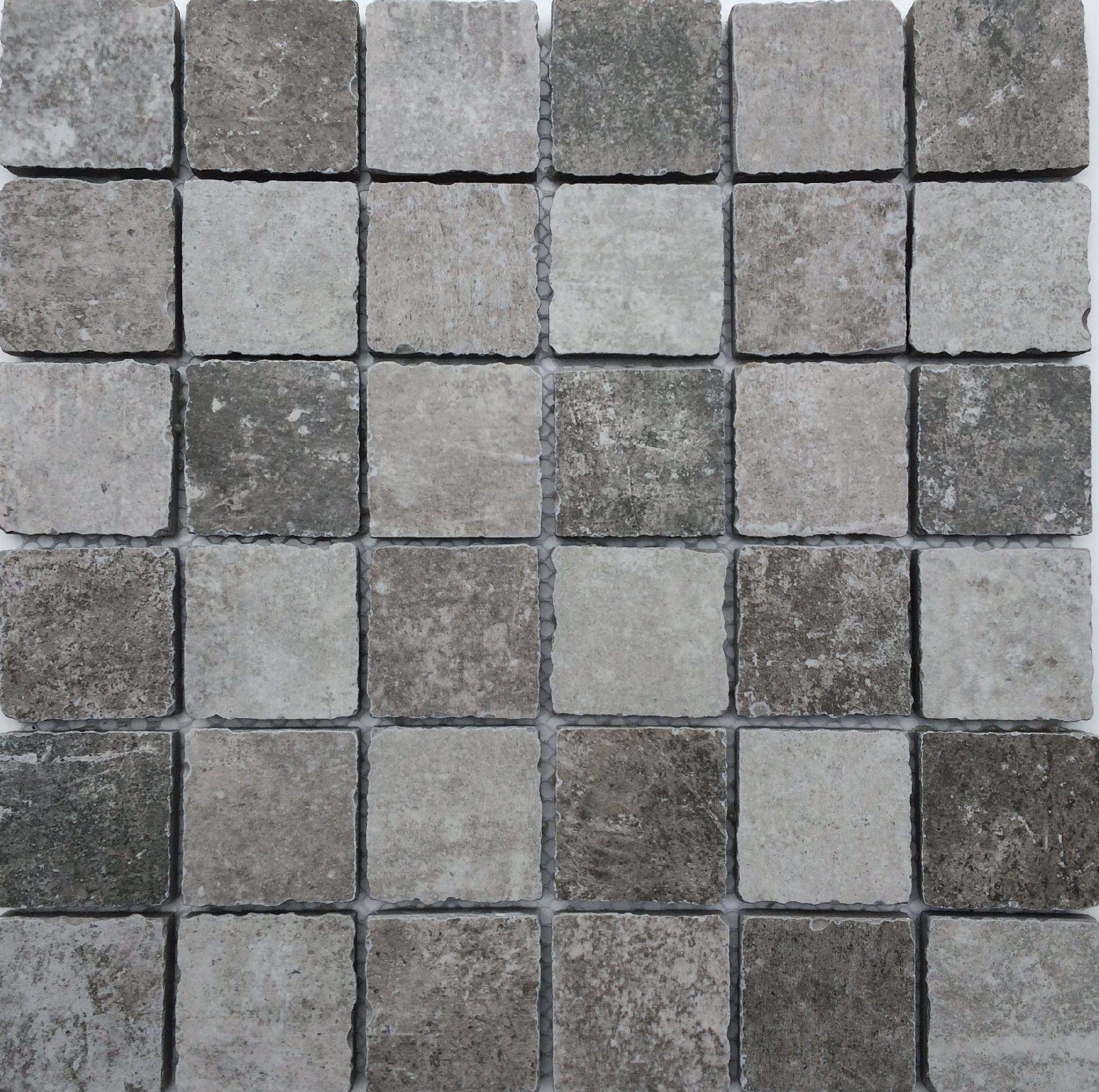Mozaika imitace betonové stěrky