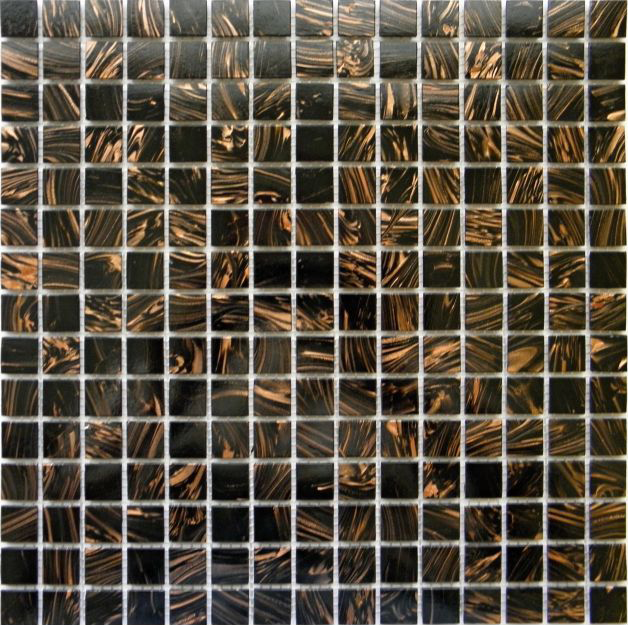 Skleněná mozaika GOLDSTAR