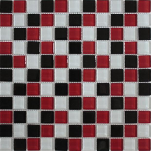 Skleněná mozaika normal mix