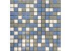 Skleněná mozaika BAZÉNOVÁ