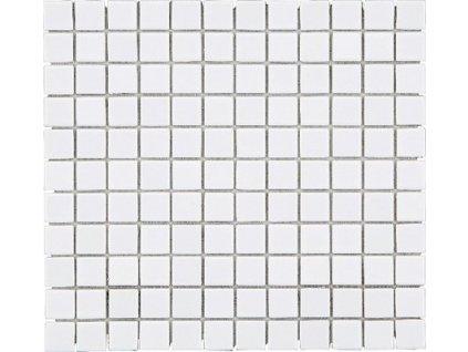 White glossy 25x25 300x300 mm