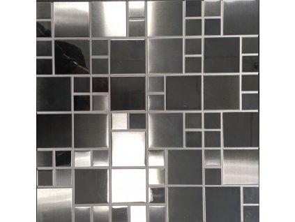 Mozaika nerez MMM004