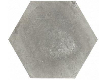 VH2 varese hexagon grigio 52x60