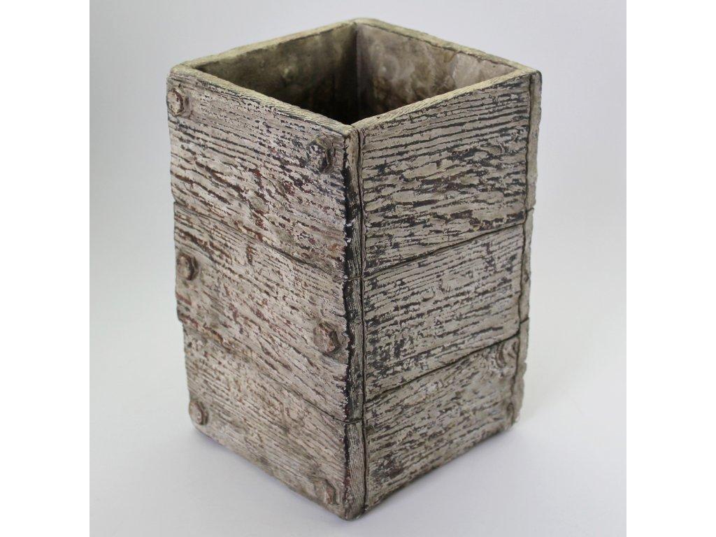 obal keramika hneda 13 5v22cm