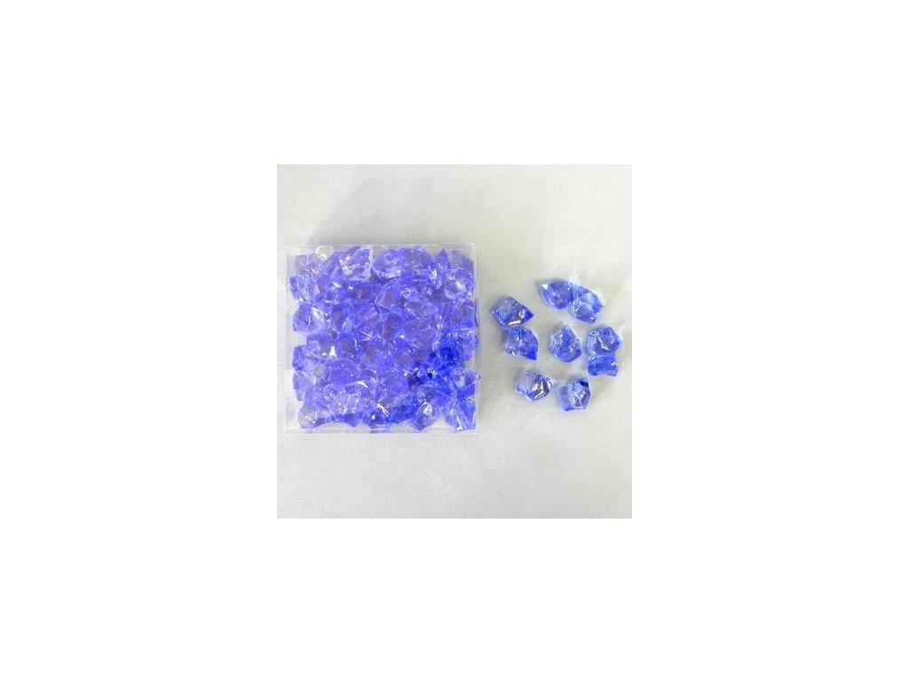 krystaly pvc 260g sv modra