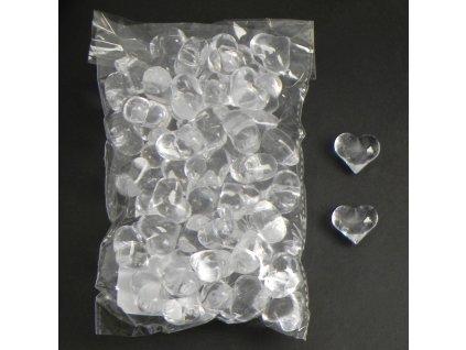 srdicka plast 100g cire