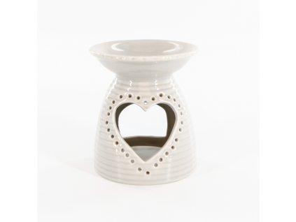 aromalampa porcelan 12 7cm seda