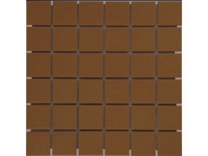 Brown glossy 48x48 300x300 mm